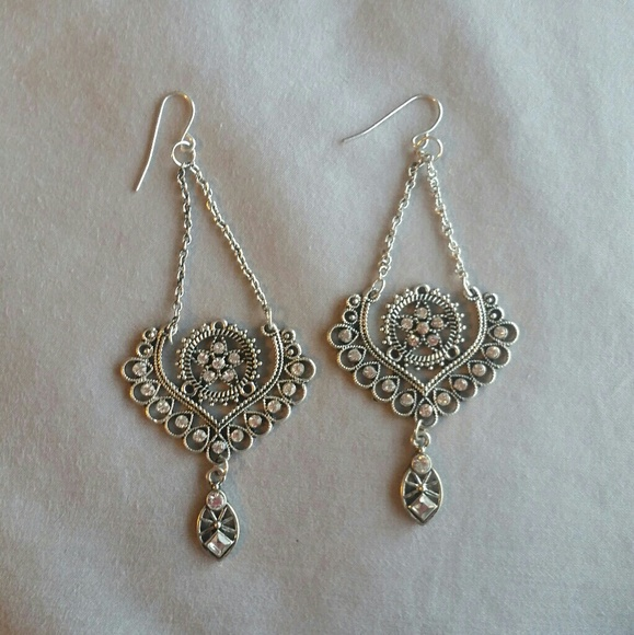 ernest earrings silver l tear product material cubic webstore jewellery category number drop zirconia sterling jones
